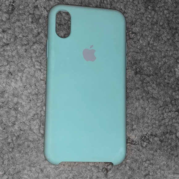 free shipping 5d1a8 9c7e9 Accessories | Baby Blue Iphone X Phone Case | Poshmark